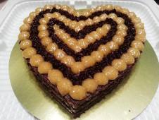 Торт сыроедческий Признание, 1200 гр.