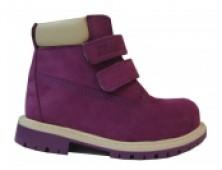 Ботинки Minitin 750 лиловый, 26-30