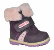 Ботинки Minitin 2231 01, 21-25