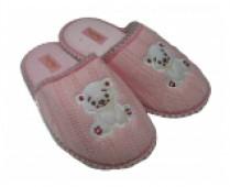 Домашние тапочки TinGo НСА 7301 цвет розовый, 30-35