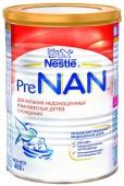 Молочная смесь Nan PreNAN для недоношенных и маловесных детей с рождения