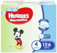 Подгузники Huggies Ultra Comfort Disney 4