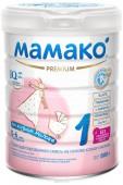 Молочная смесь Мамако Premium на основе козьего молока
