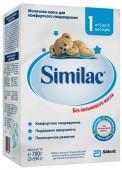 Молочная смесь Similac 1 0-6 месяцев, 700 г, 1 шт.