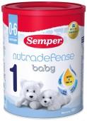 Молочная смесь Semper Nutradefense 1 0-6 месяцев, 400 г, 1 шт.