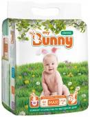 Подгузники My Bunny Classic Maxi, 64 шт, 7-14 кг.