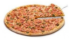 Пицца Де-Люкс, 1 кусок
