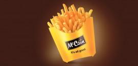 Картофель фри McCain мега, 120 гр.