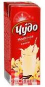 Молочный коктейль Чудо ваниль/0,2 л