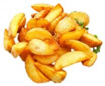 Картофель фри дольки мега